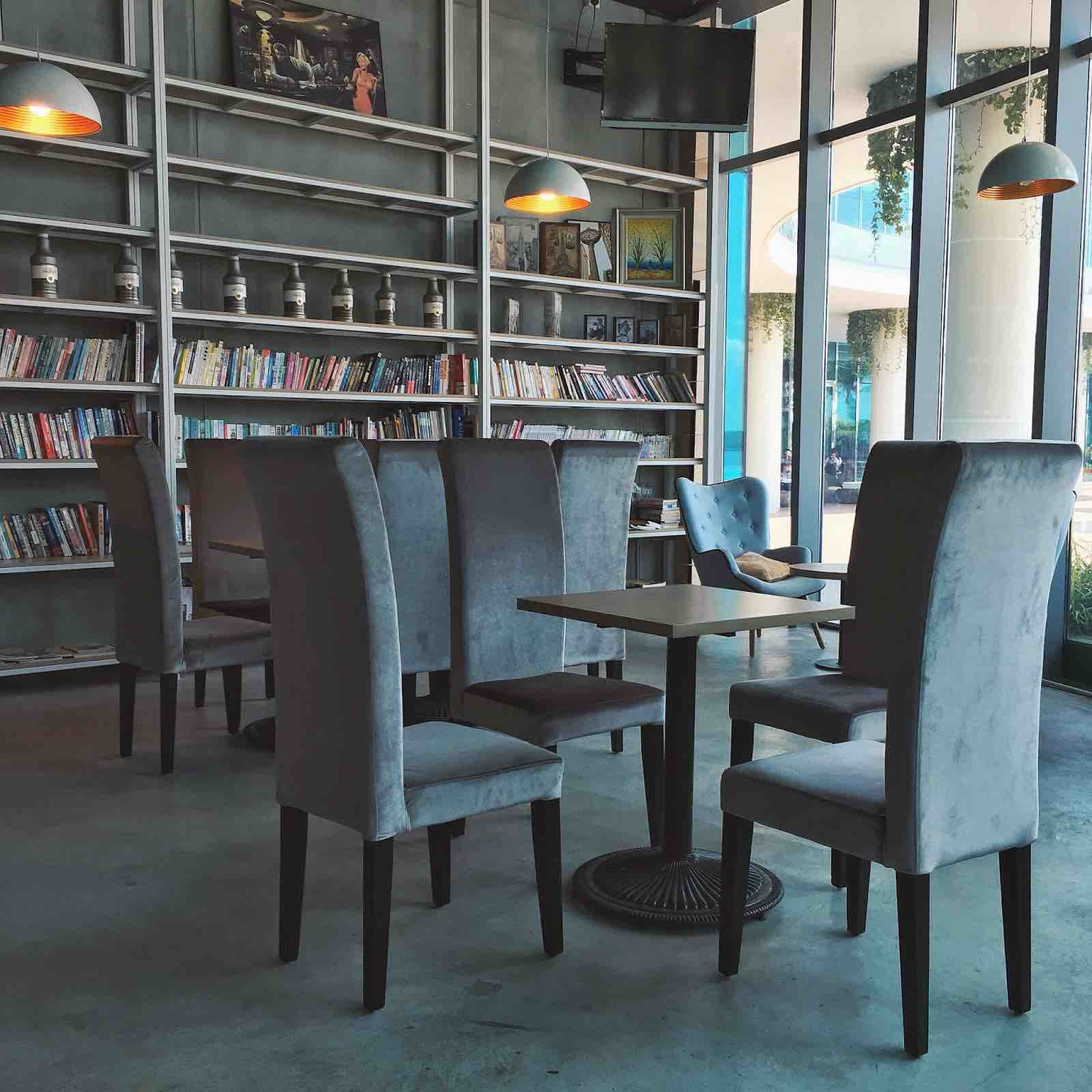 Insomnia Café Johor Bahru - AspirantSG
