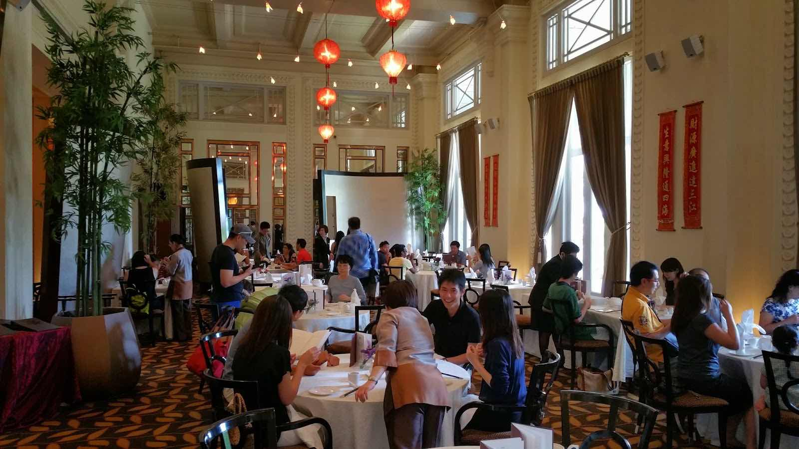 Jade @ The Fullerton Hotel Singapore - AspirantSG
