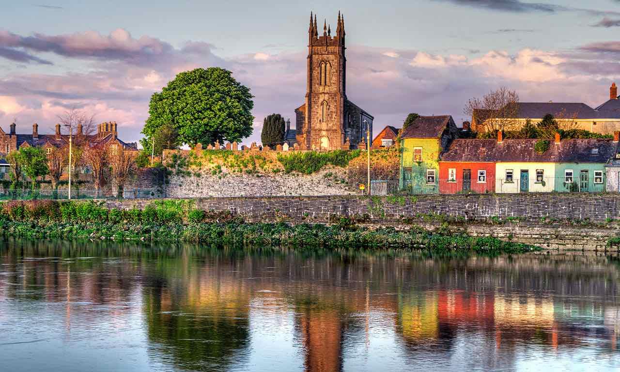 Limerick Ireland - AspirantSG