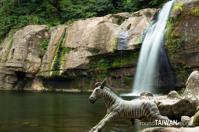 Lingjiao Waterfall