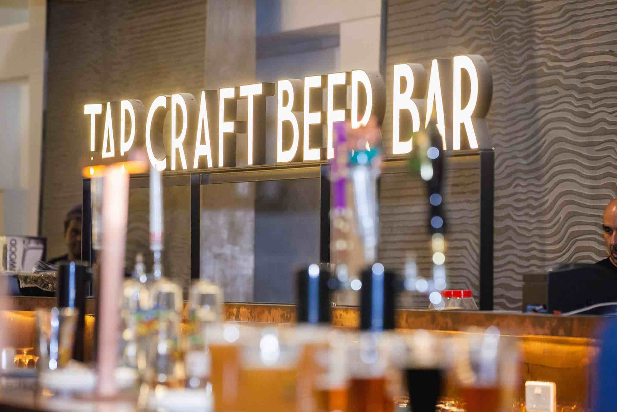 Tap Craft Beer Bar Singapore - AspirantSG