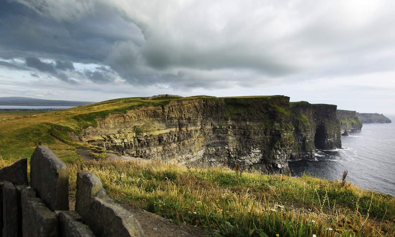 The Cliffs of Moher - AspirantSG