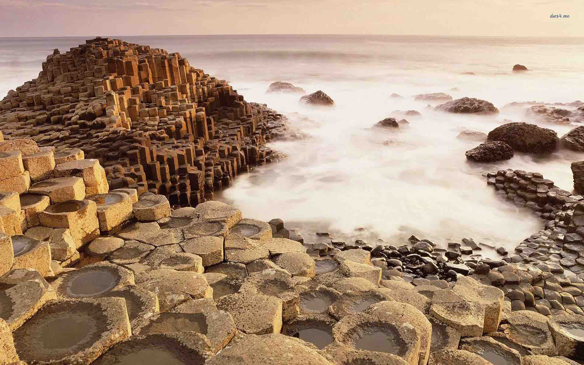 The Giant's Causeway Ireland - AspirantSG