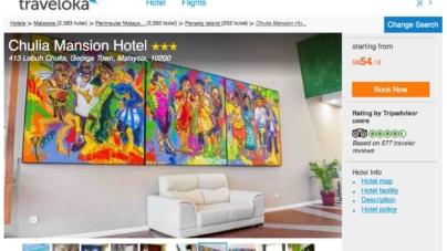 7 Best Penang Boutique Hotels Under S$135 For Weekend Getaways