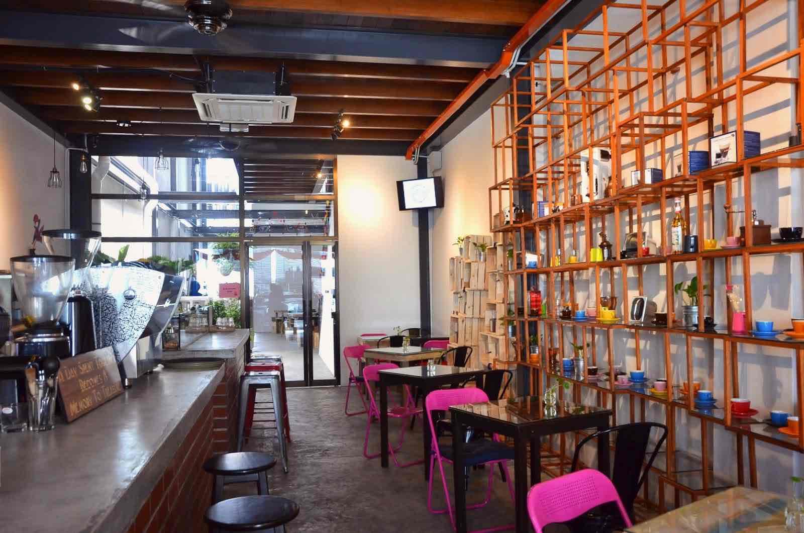 Coffee Affairs Bishop Street Penang - AspirantSG