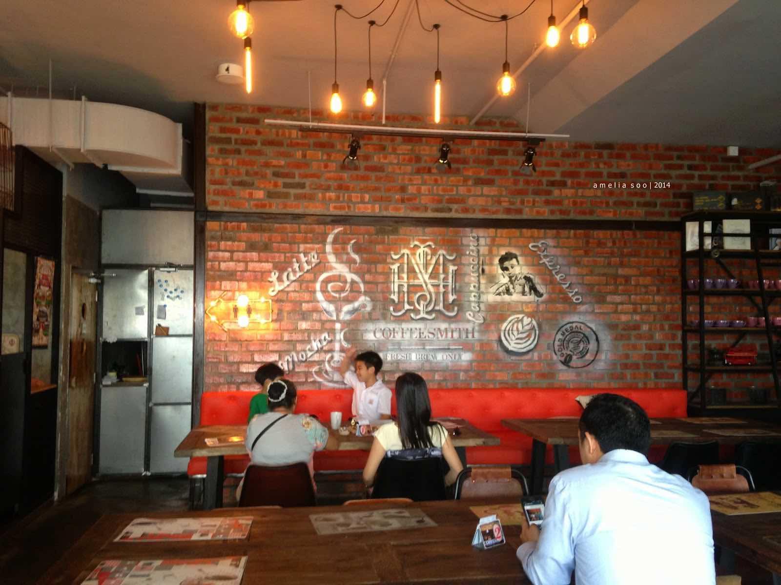 Coffeesmith Penang - AspirantSG