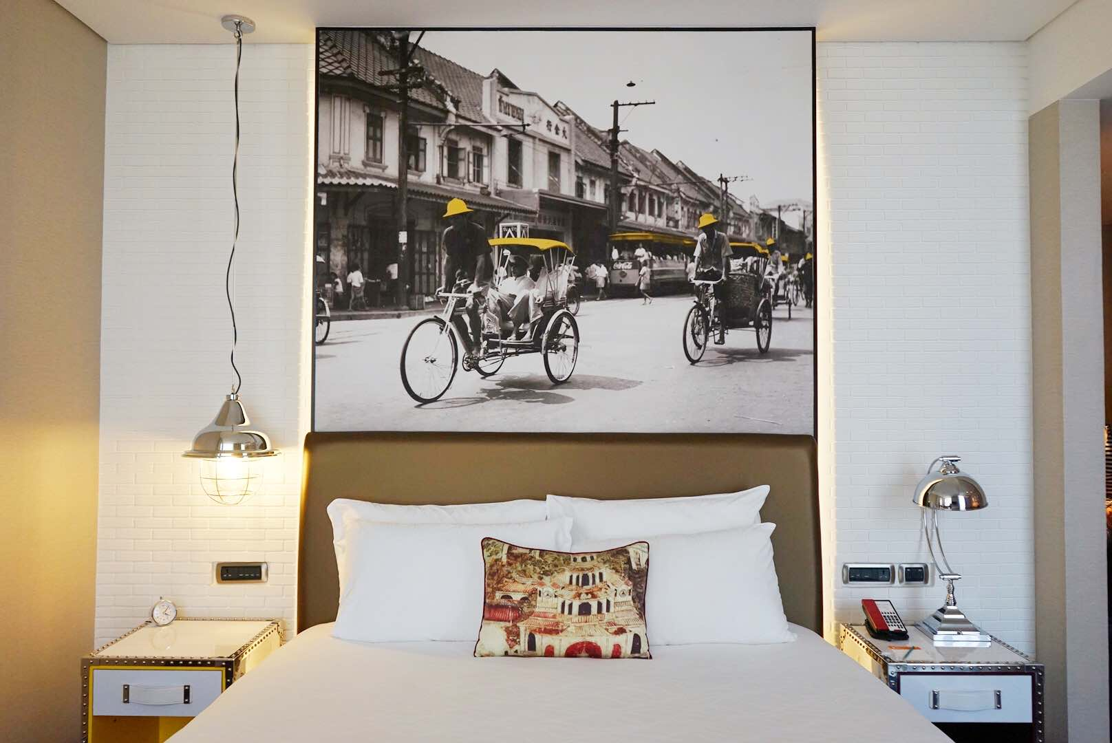 Comfortable Beds At Hotel Indigo Bangkok - AspirantSG