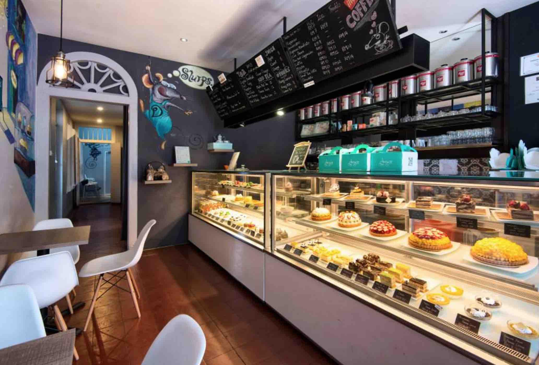 Dolce Dessert Café Penang - AspirantSG