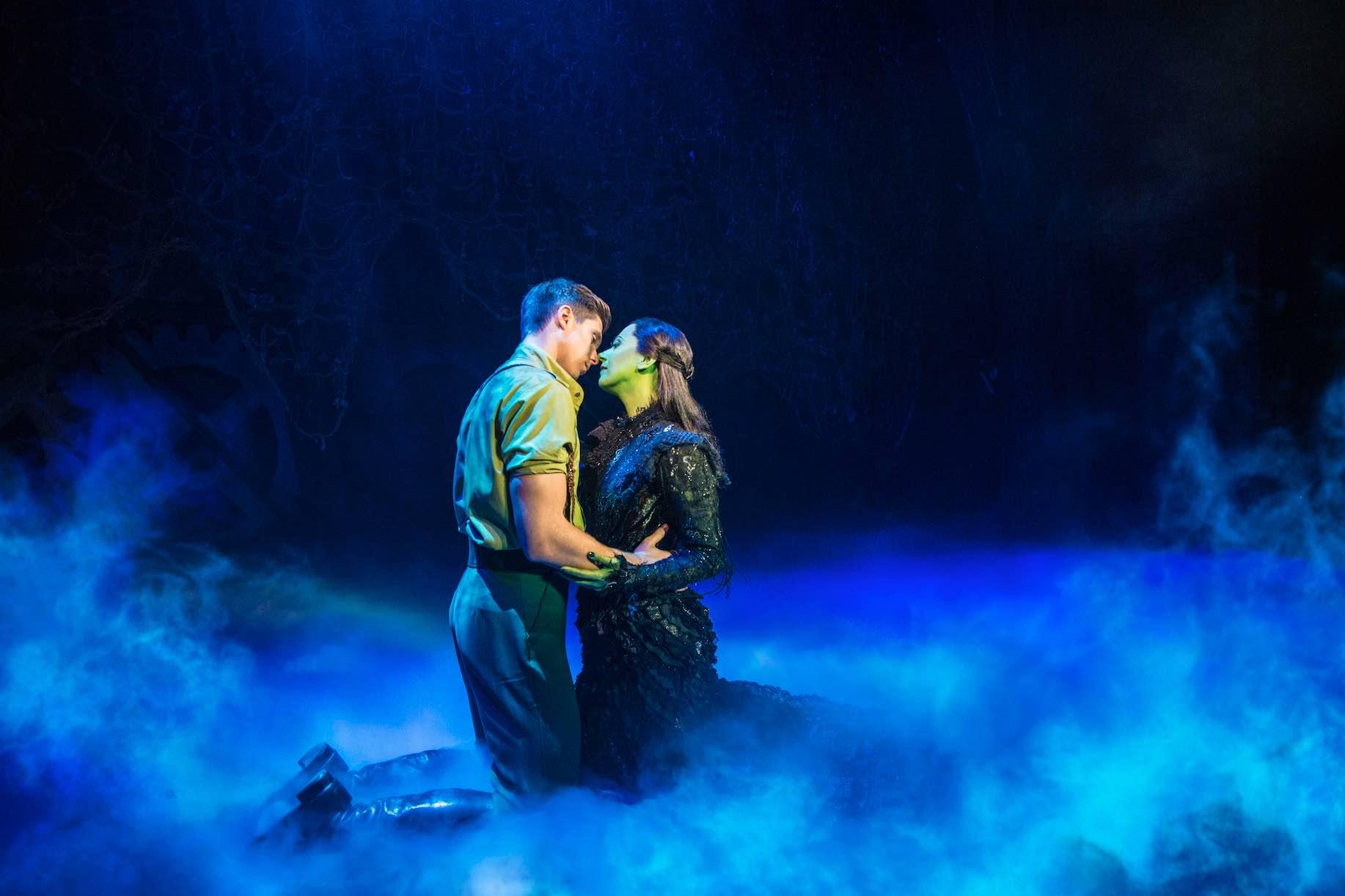 Elphaba & Lover Wicked Musical Singapore - AspirantSG