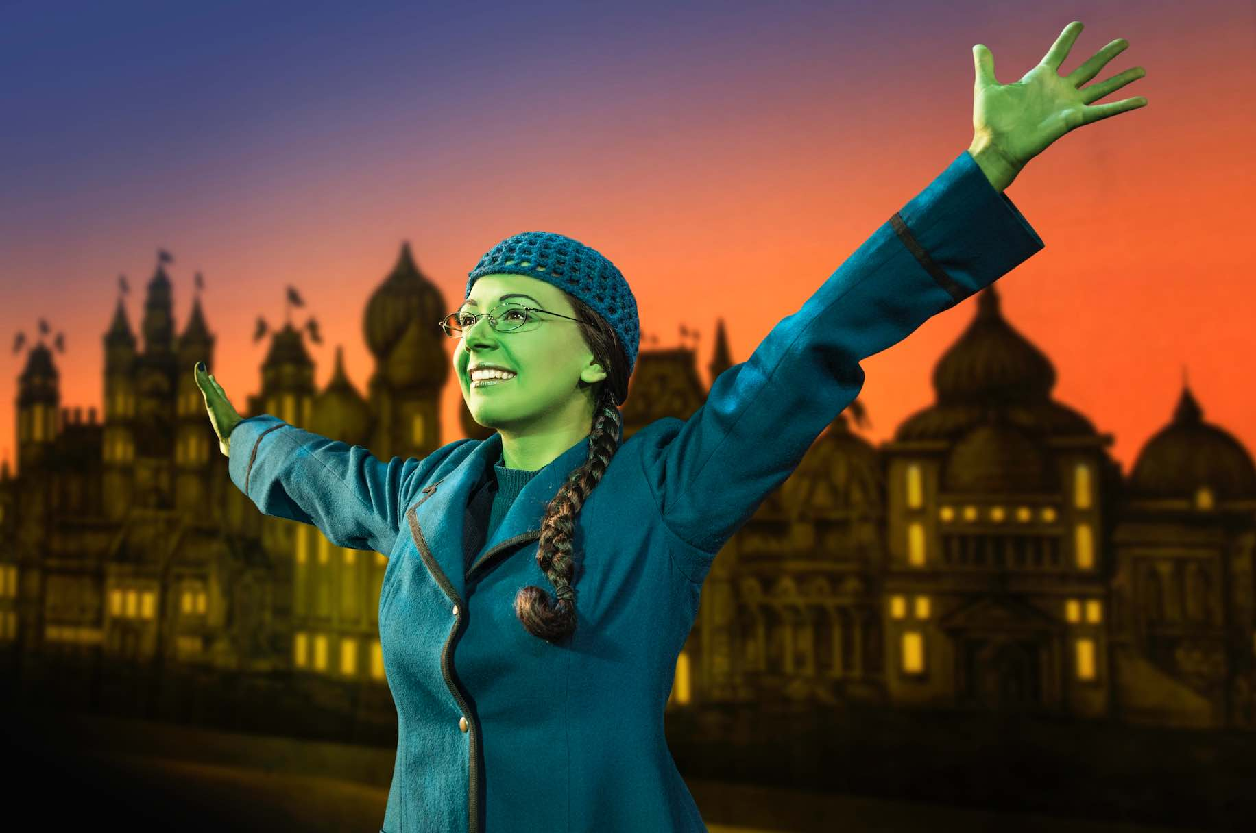 Elphaba Young The Wicked Musical Singapore - AspirantSG