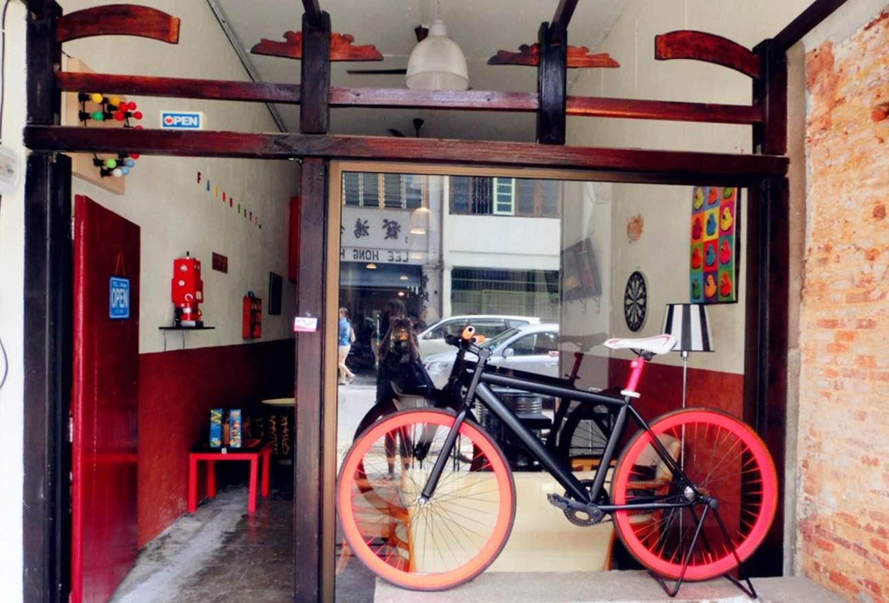 Favourite Cafe Penang - AspirantSG