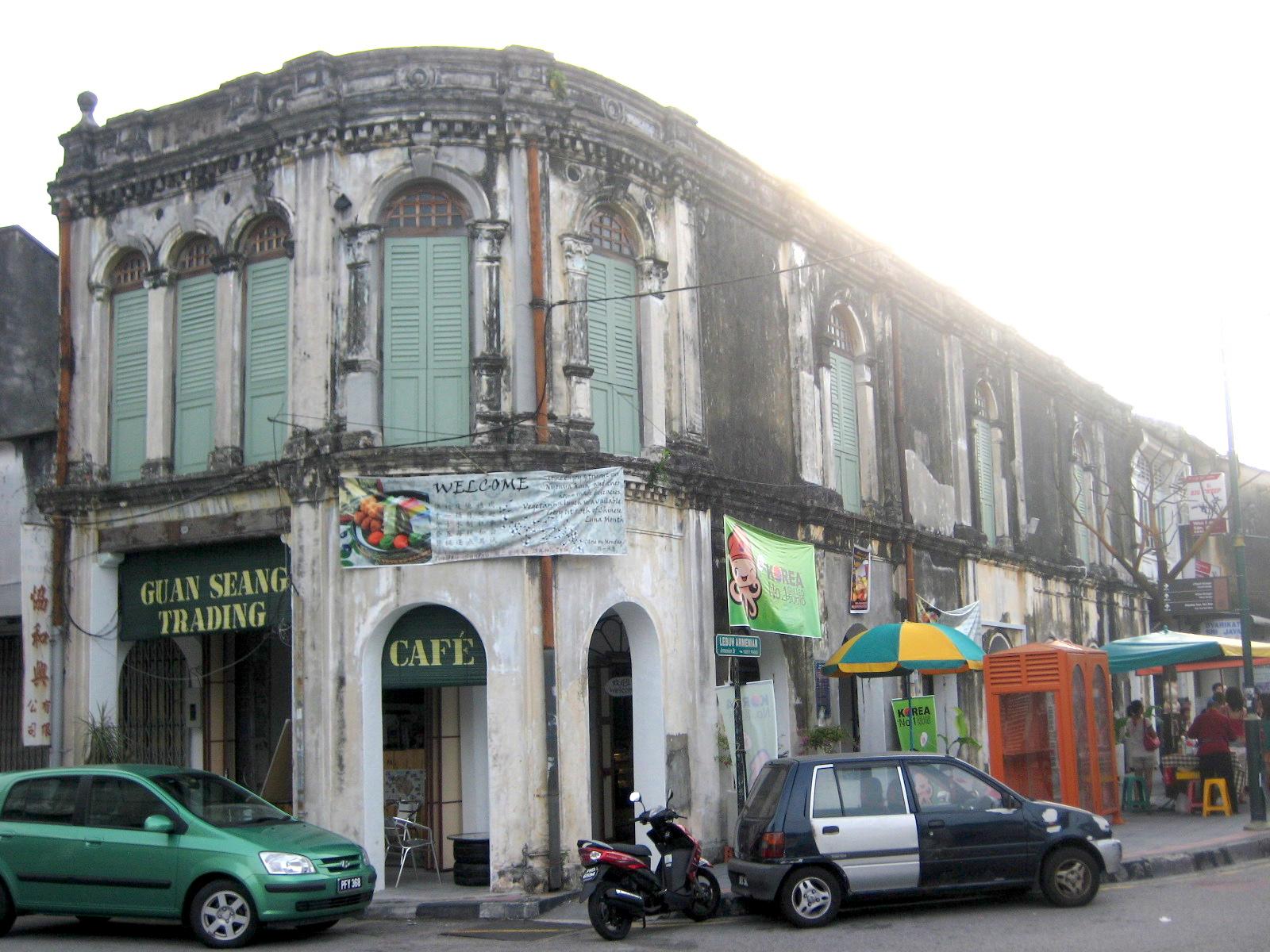 Guan Seang Cafe Penang - AspirantSG