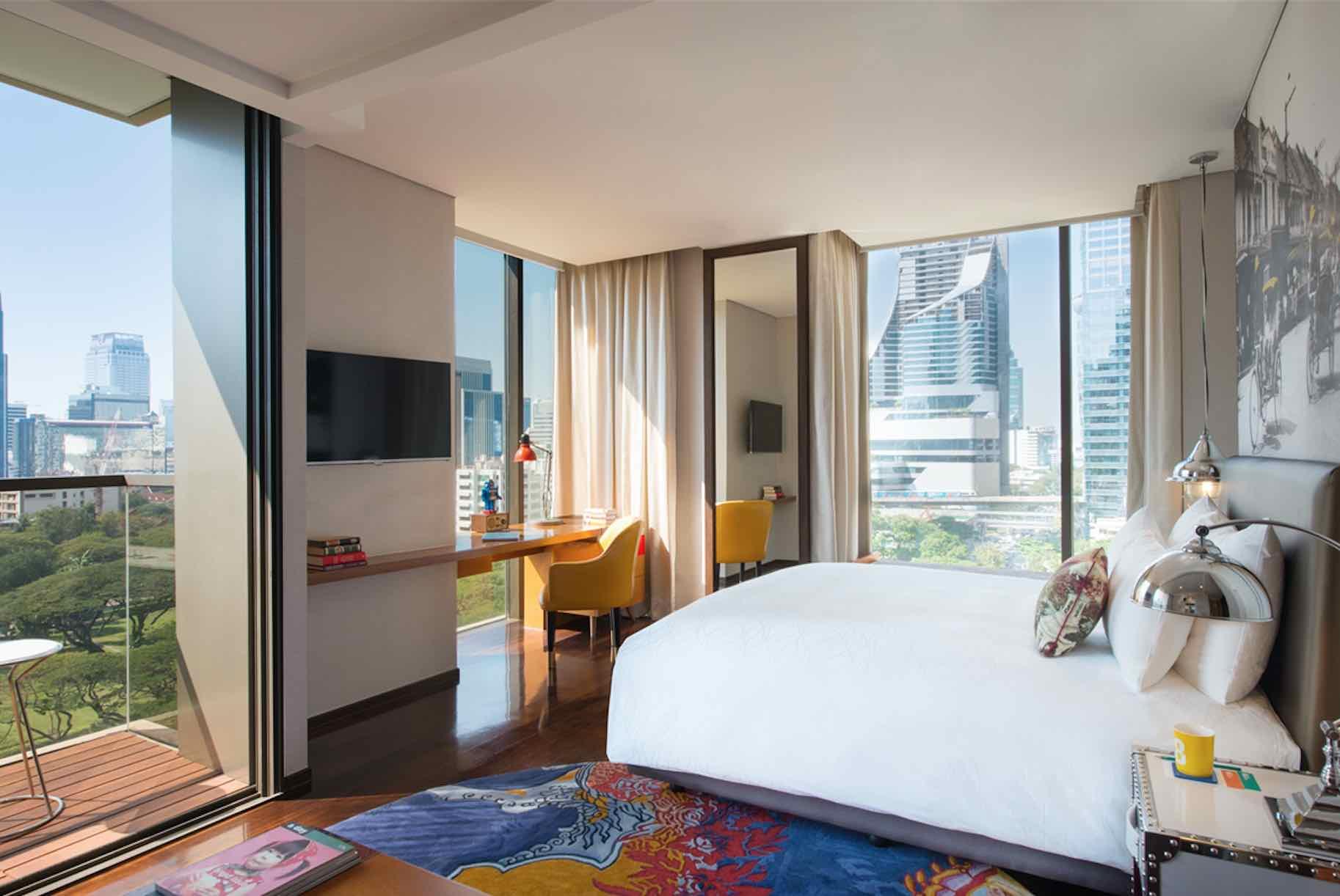 Hotel Indigo Bangkok Rooms - AspirantSG