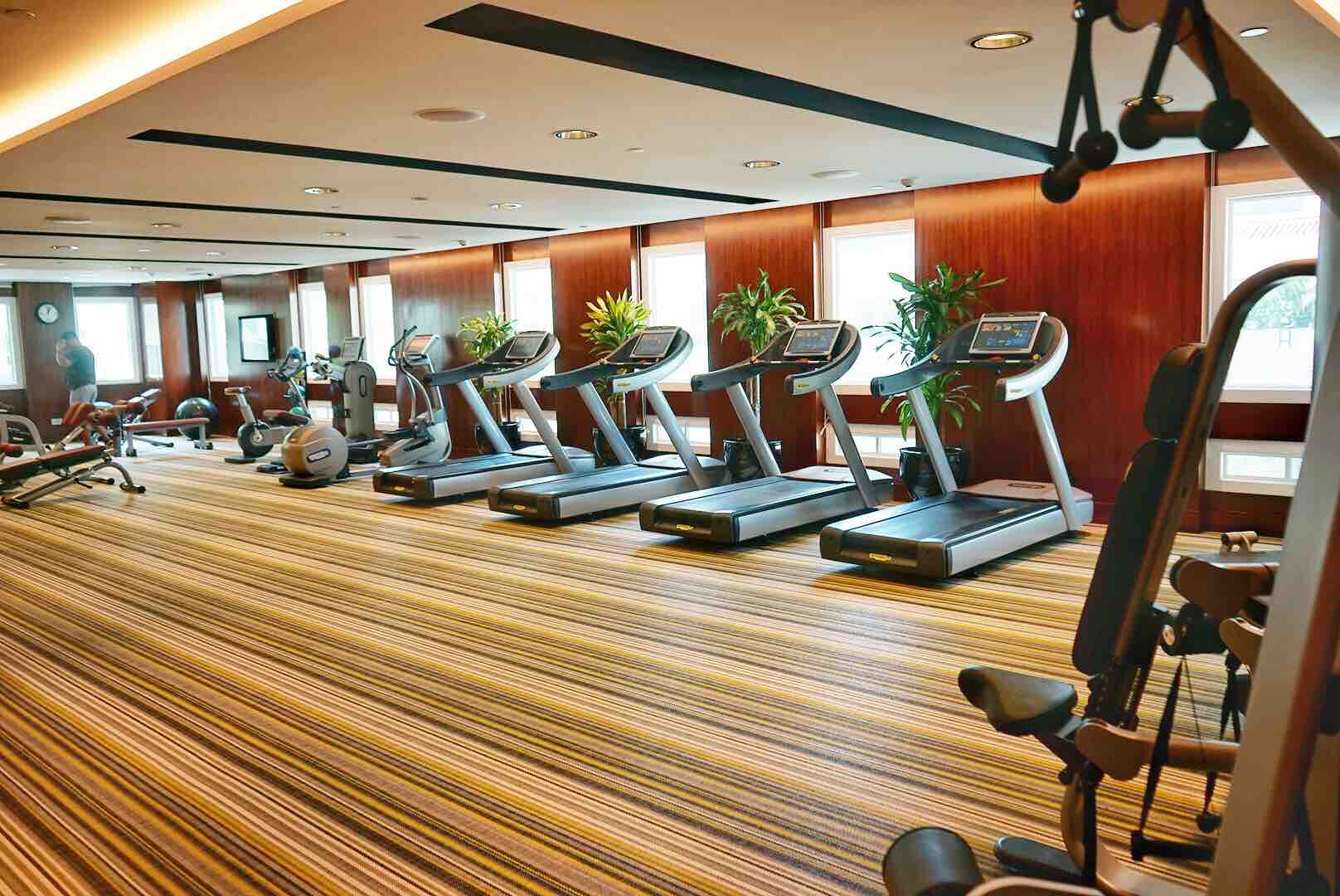 InterContinental® Singapore Gym - AspirantSG