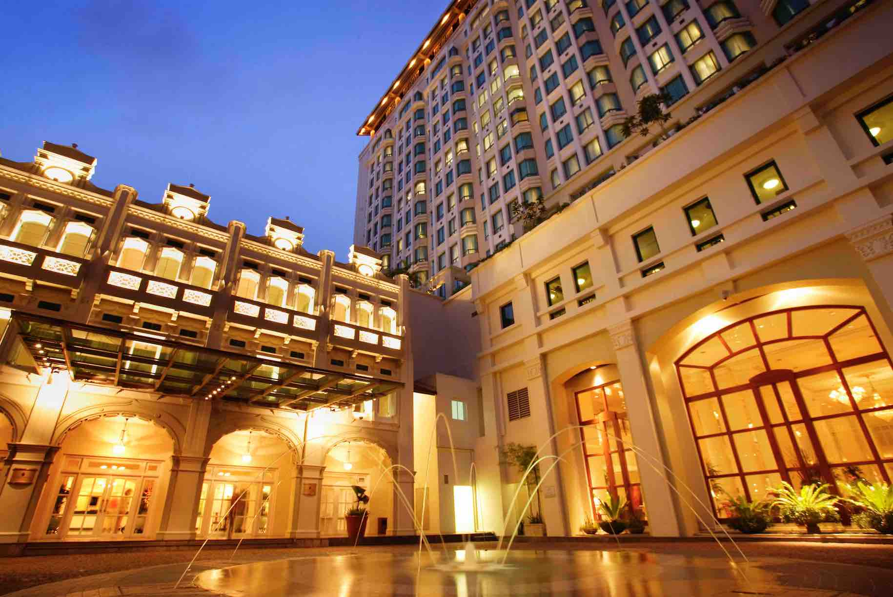 Intercontinental Hotel Singapore - AspirantSG