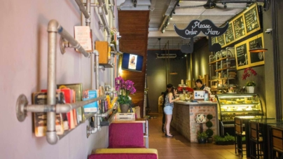 Top Penang Cafes – Best Cafes In Hutton Road & Campbell Street