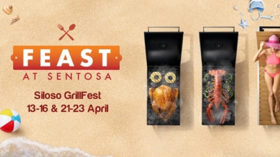 Siloso GrillFest – Sentosa Epic Feast On Its Hippest Beach