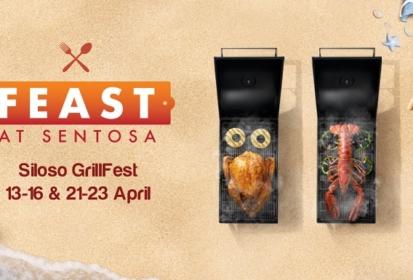 Siloso GrillFest – Sentosa Epic Feast On Its Hippest Beach