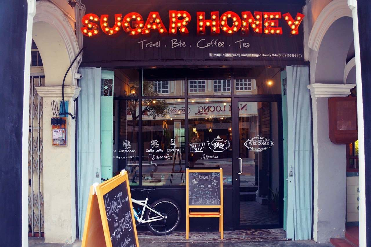 Sugar Honey Penang - AspirantSG
