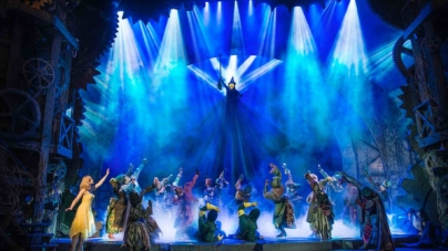 Wicked The Musical Flies Into Marina Bay Sands Singapore Once More!