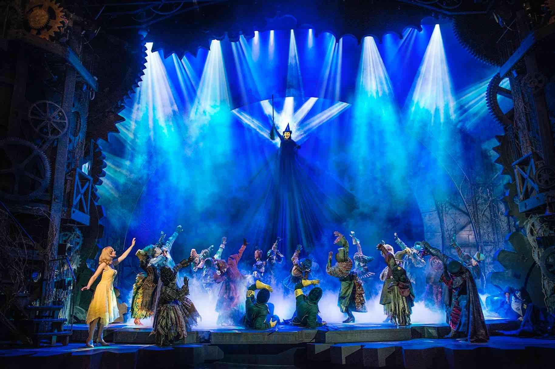 The Wicked Musical Finale Singapore - AspirantSG