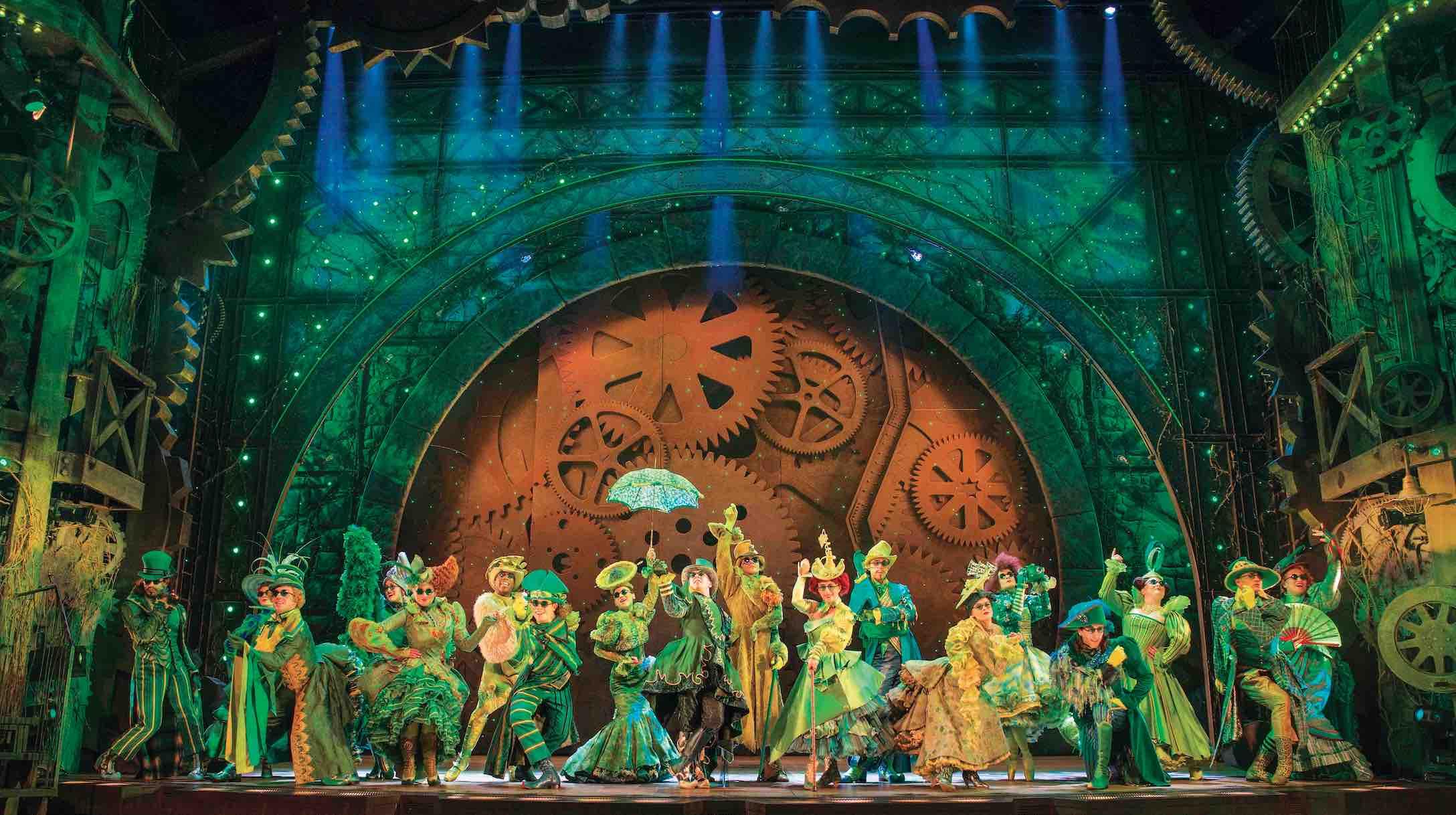 The Wicked Musical Singapore Cast - AspirantSG
