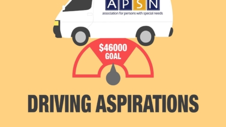 WheelsforAPSN – Youth-led Crowdfunding Campaign For An APSN Van