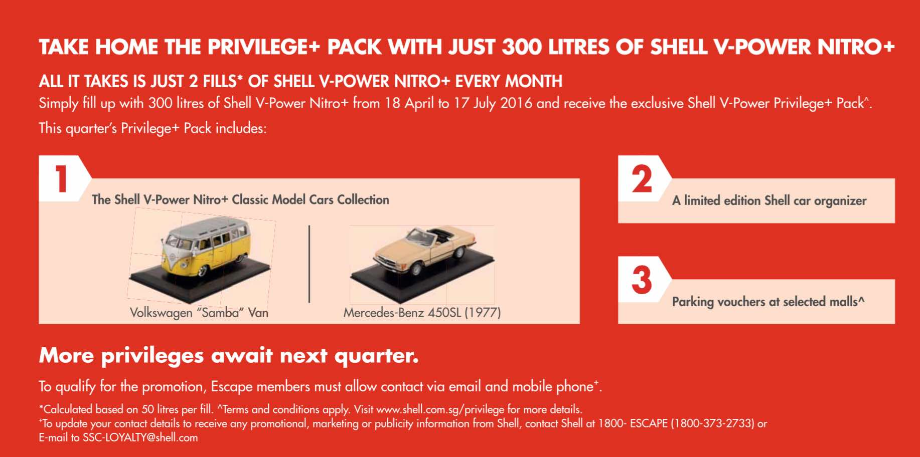 Shell Privilege Pack - AspirantSG