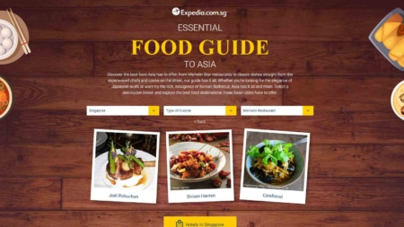 Expedia Launches Essential Food Guide To Asia For Foodie Travellers