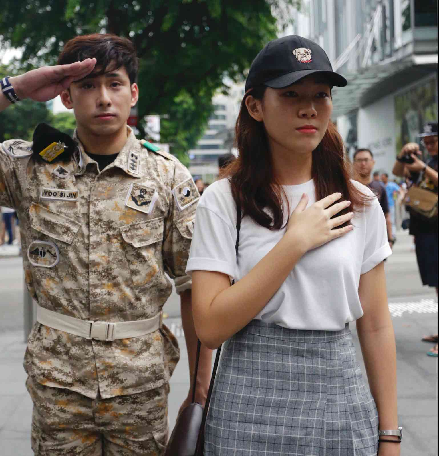 Hermo DOS Manhunt in Orchard Singapore - AspirantSG