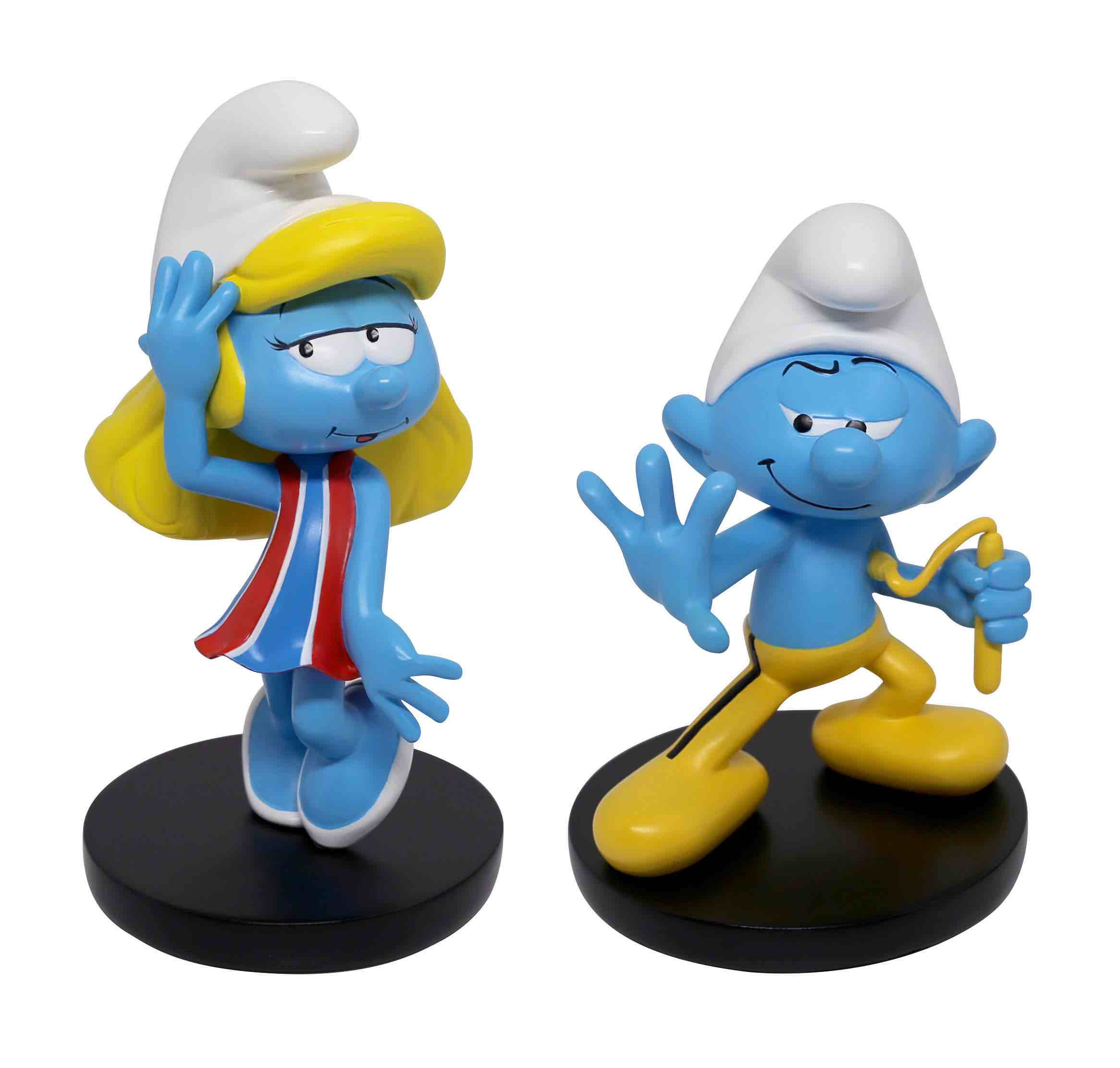 Smurf Figure HK Special Edition - AspirantSG