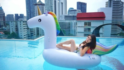 Oakwood Studios Singapore – #CuratedSecrets Stay At Orchard Road