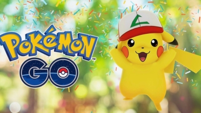 Pokemon Go Marks 1st Year With Ash Hat Pikachu & Anniversary Boxes