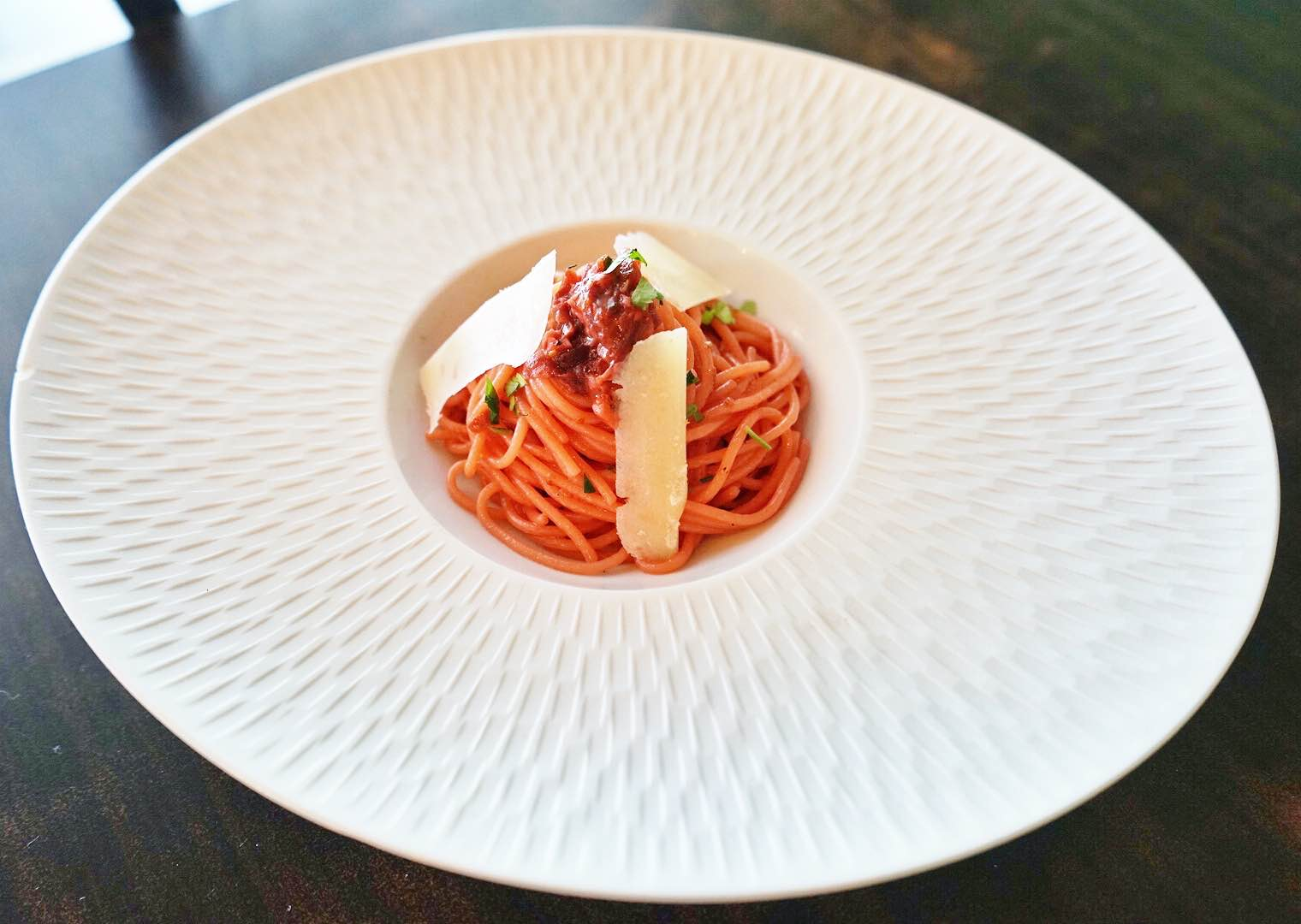 Barbabietola Rossa Pasta PocoLoco Singapore - AspirantSG