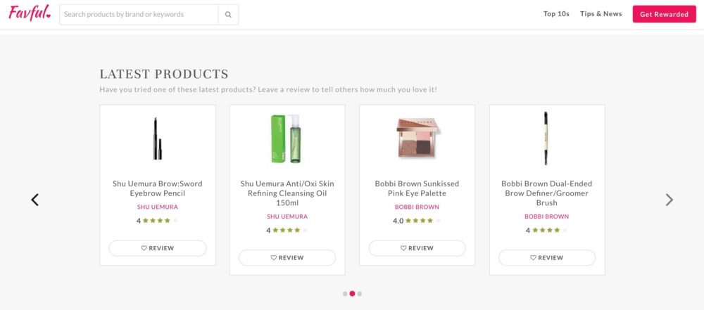 Beauty Product Reviews At FavFul - AspirantSG