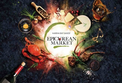 Epicurean Market 2017 – Michelin-starred Signatures & Master Classes MBS Singapore