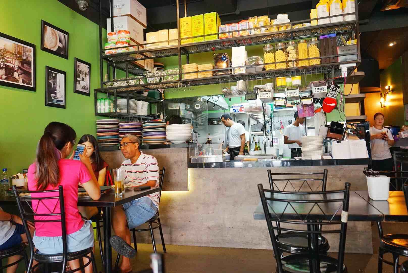 PocoLoco Singapore Restaurant Interiors - AspirantSG