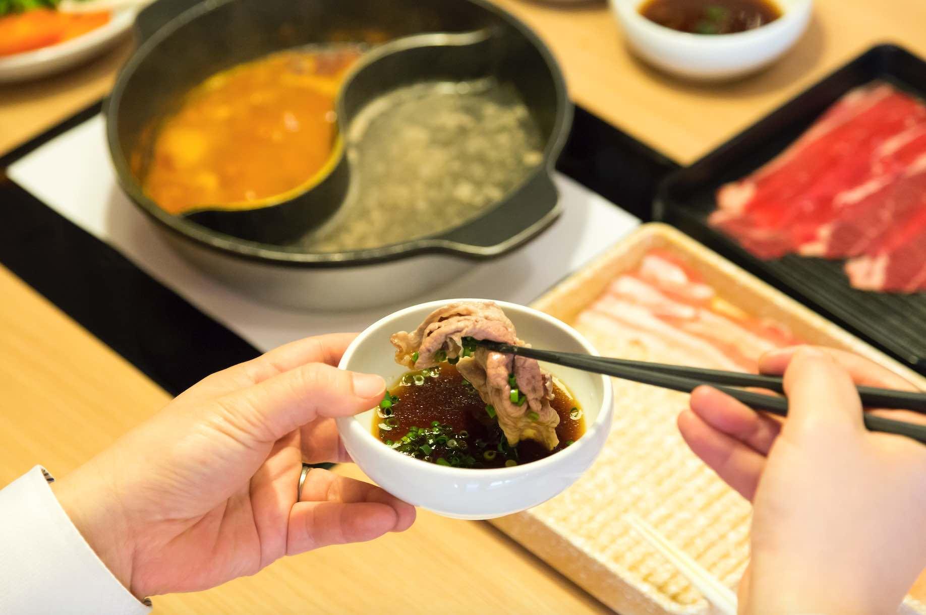 Shabu Shabu Tajimaya Japan Food Town Singapore - AspirantSG