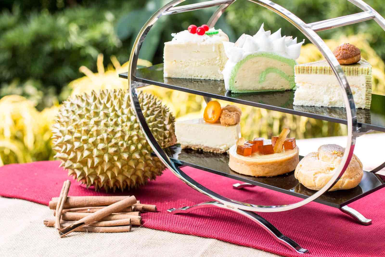 Shangri-La Durian Promo - AspirantSG