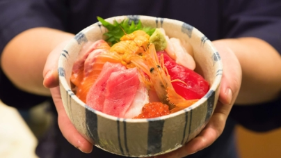 Japan Food Town – Authentic Japanese Cuisine At Wisma Singapore