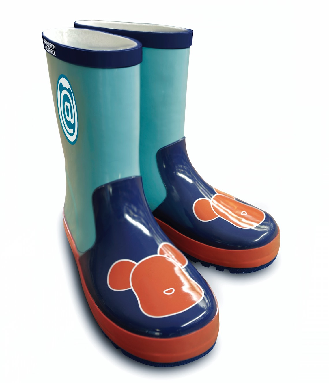 BE@RBRICK Limited Edition Rain Boots - AspirantSG