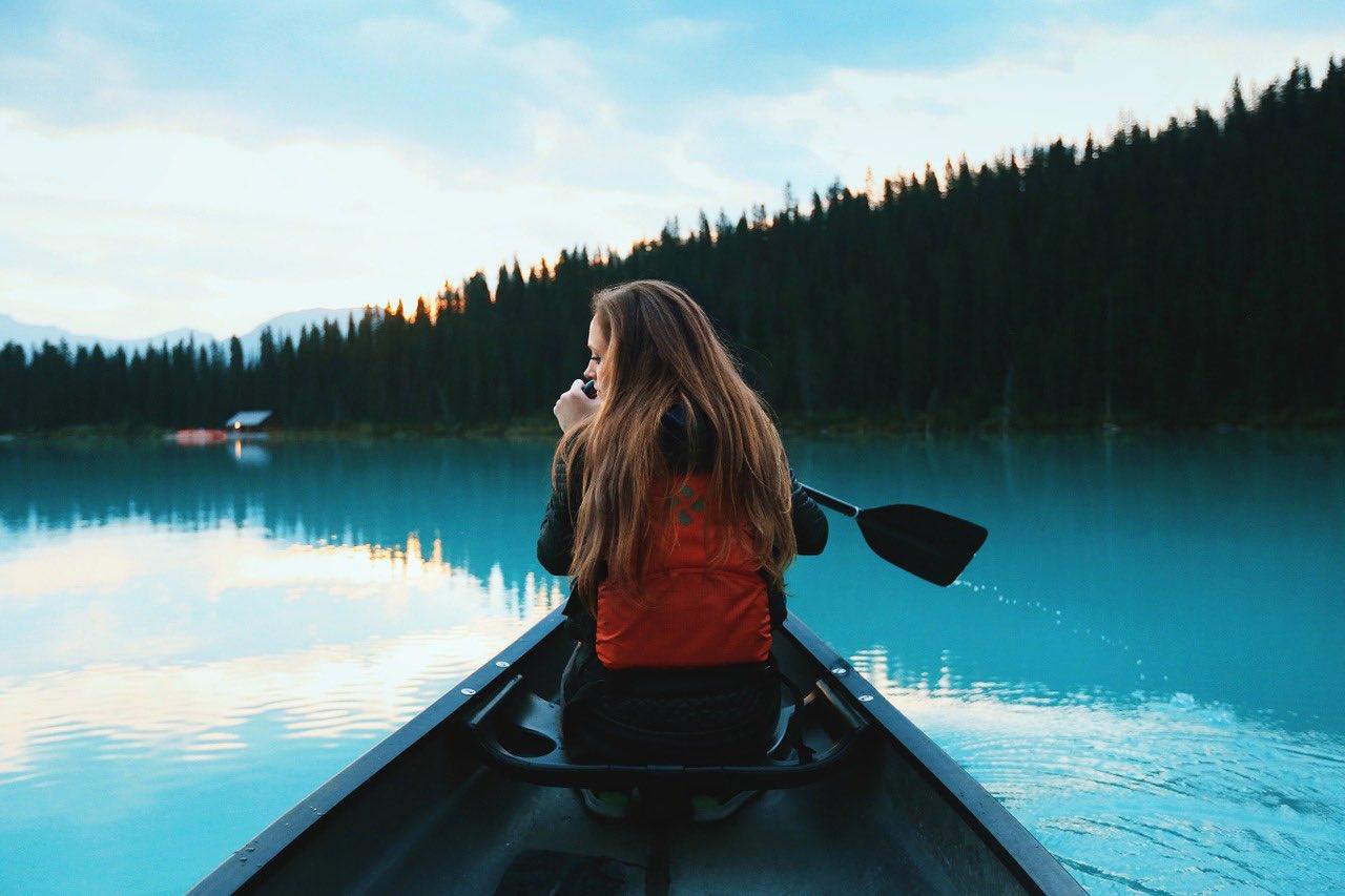 Canoeing (Pixabay Free Image) - AspirantSG