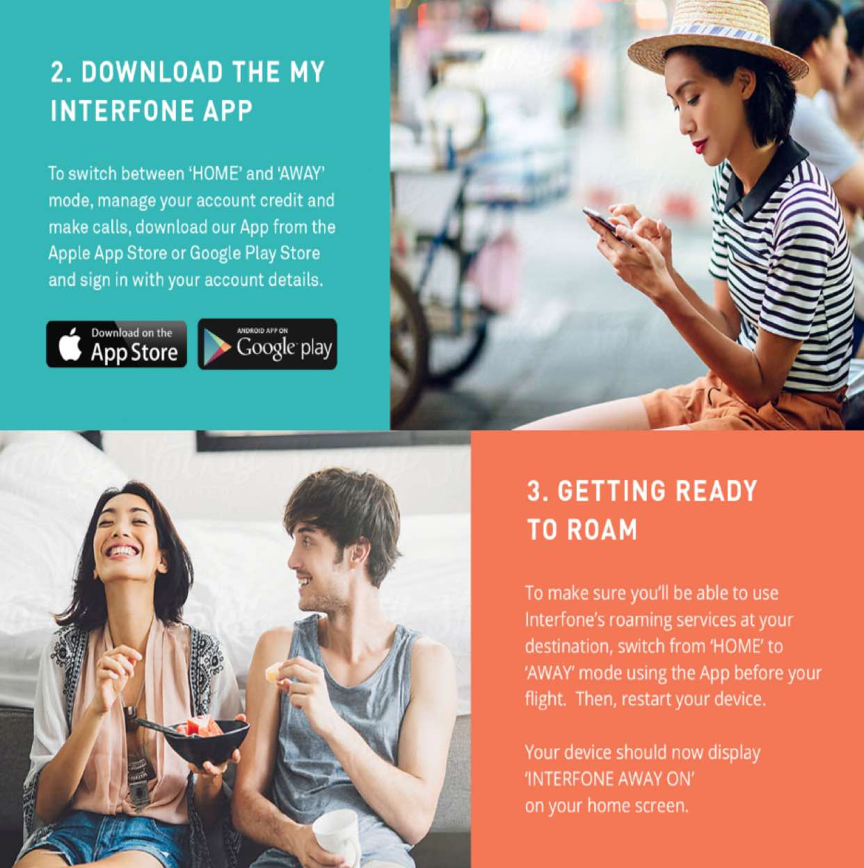 Download Interfone App & Ready To Go - AspirantSG