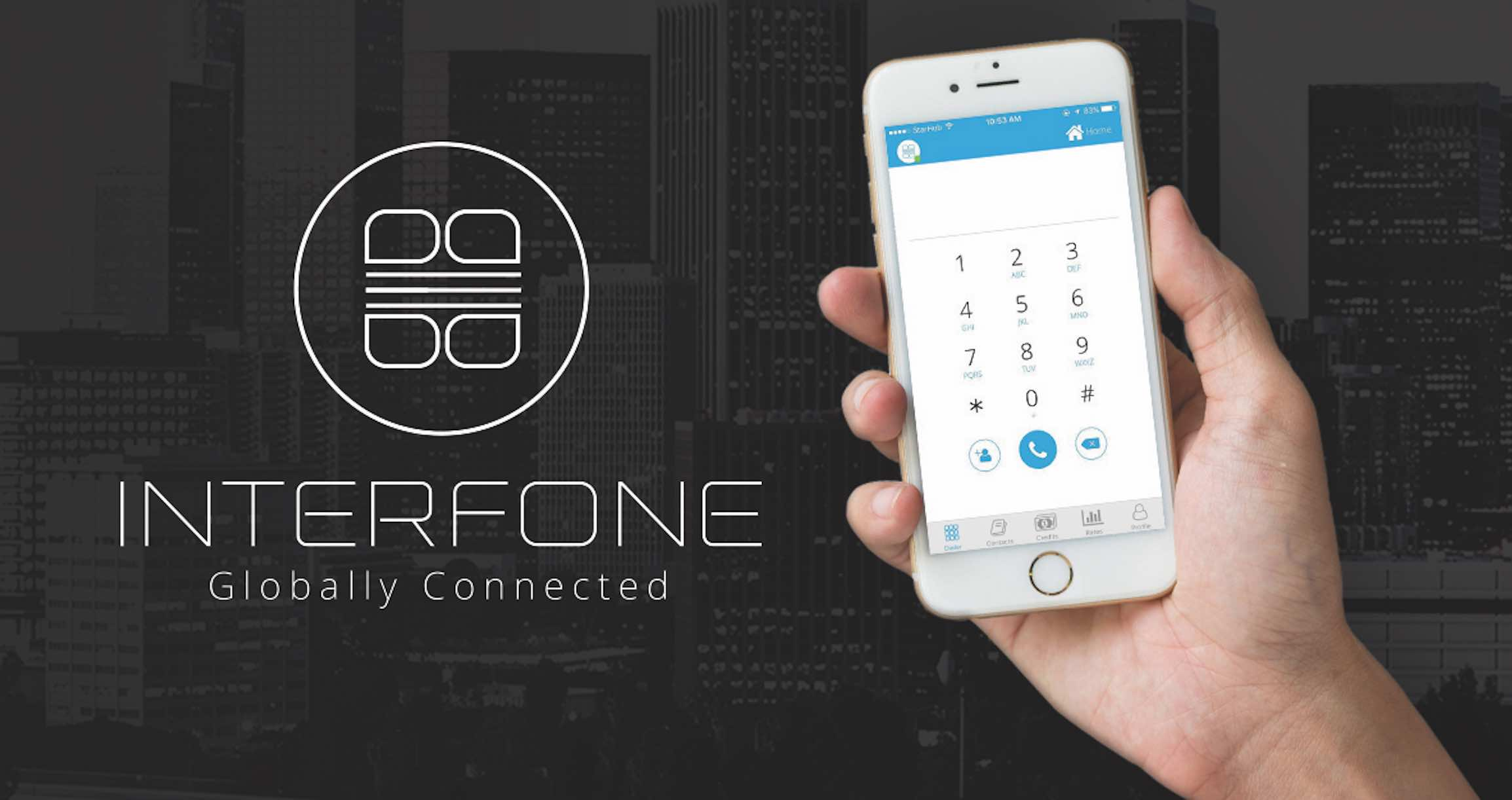 Interfone Globaly Connected - AspirantSG