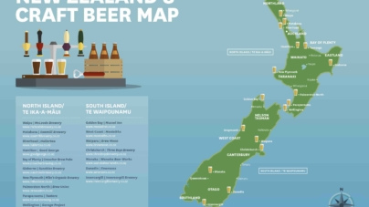 Ultimate Guide To New Zealand's Best Craft Beer Breweries