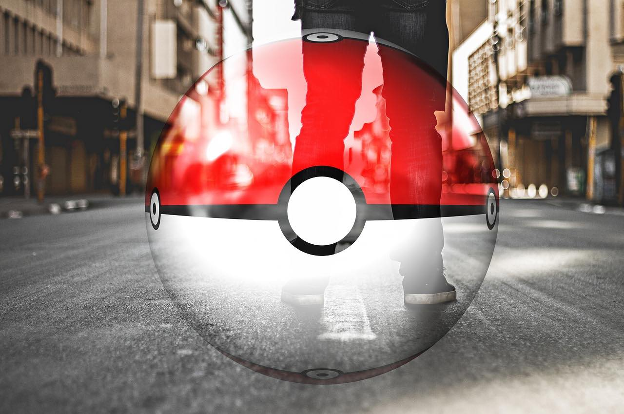 Pokemon Go On The Move (Pixabay Free Image) - AspirantSG