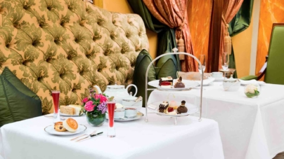 The Dorchester Afternoon Tea That's Fit For Princesses At Iconic British Hotel