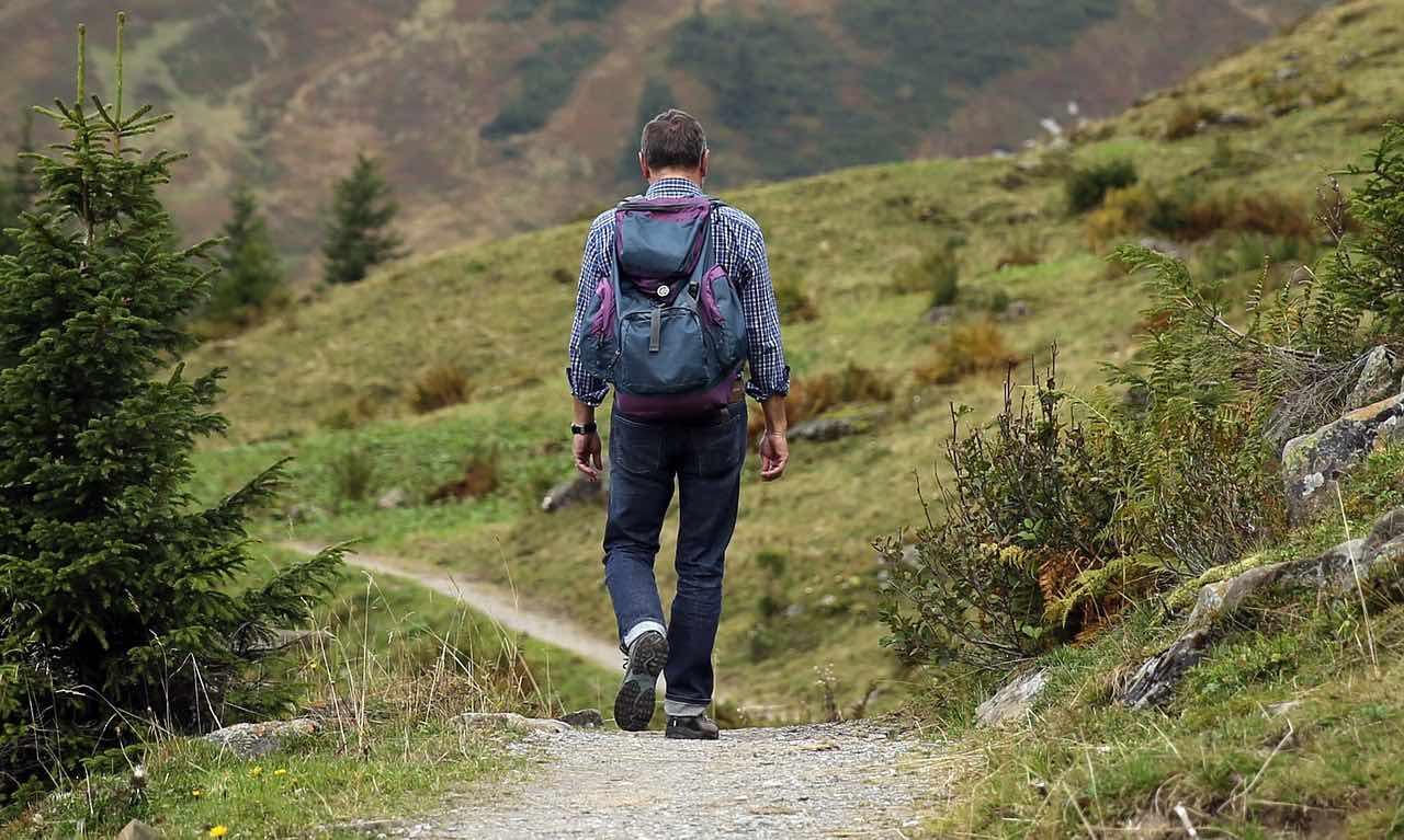 Trekking (Pixabay Free Image) - AspirantSG