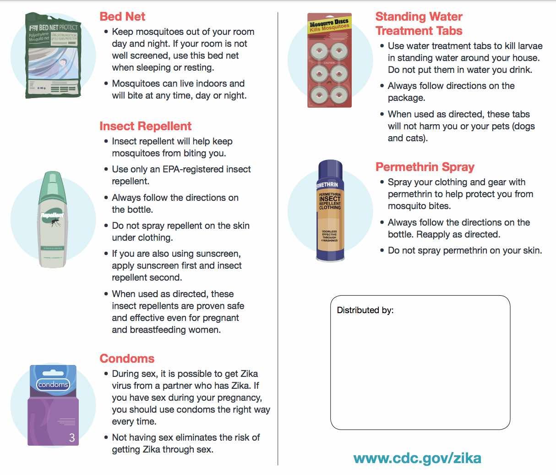 Zika Prevention Kit - AspirantSG