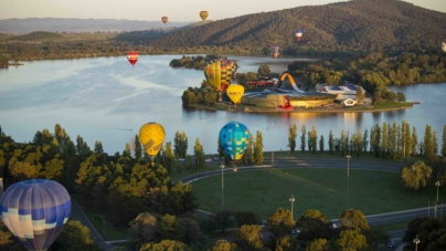 100 Amazing Things To Do & Experience In Canberra, Australia Part 1
